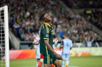 MLS: Portland Timbers vs Sporting Kansas City
