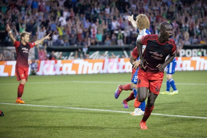 MLS: Portland Timbers vs FC Dallas