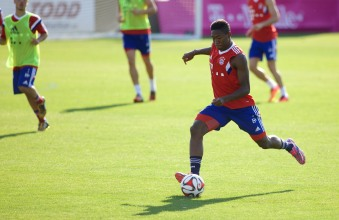MLS: All Star Game-Bayern Munich Training
