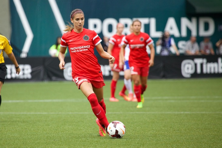 NWSL: Thorns vs FC Kansas